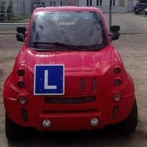META SPORT MICRO CAR B1 - M. Bajon Auto Szkoła Łódź